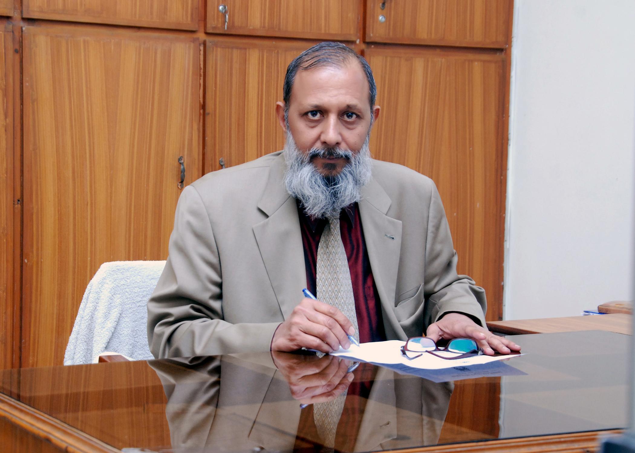 Mr. Muhammad Irfan-ul-Haq