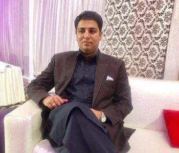 Awais Behram Baloch (Assistant Director F.I.A)