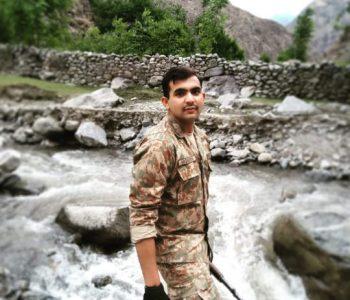 Captain Mobeen Ali