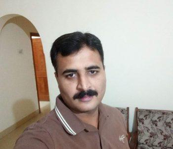 Flight Let. Syed Arsalan Bukhari